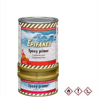 EPIFANES Epoxy Primer - weiss -