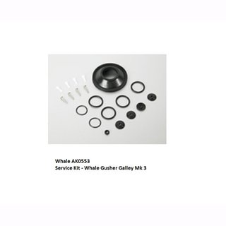 Whale AK0553 Service Kit Gusher Galley MKIII