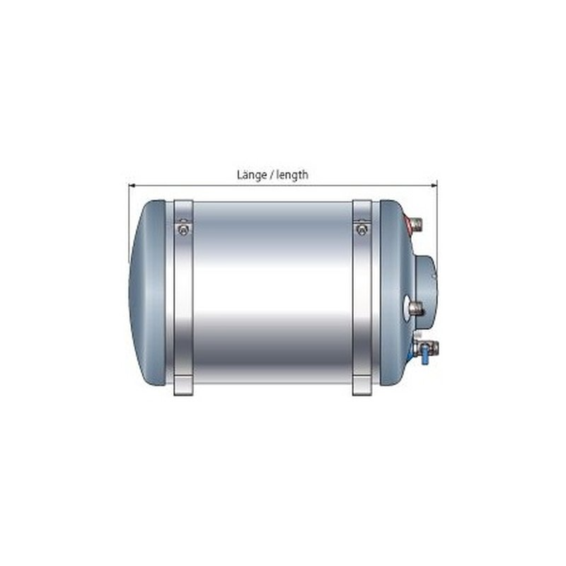 quick nautic bx boiler 50 ltr 1200 w for 761 00. Black Bedroom Furniture Sets. Home Design Ideas