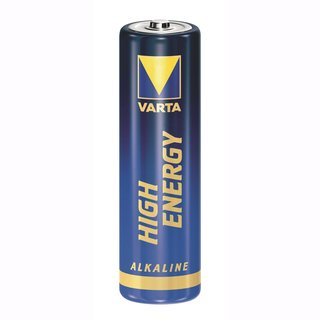 VARTA High Energy Mignonzelle 1.5V  4er Pack