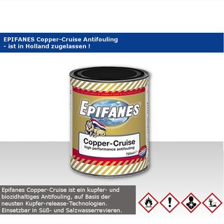 EPIFANES Copper-Cruise - in Rotbraun - 0,75 l