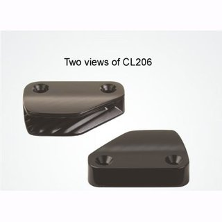 Clamcleat® LATERAL STARBOARD für Tau 6 - 10 mm
