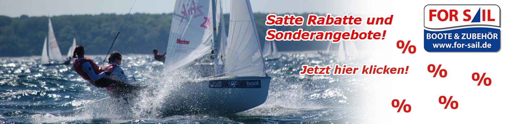 Sonderangebote For-Sail.de